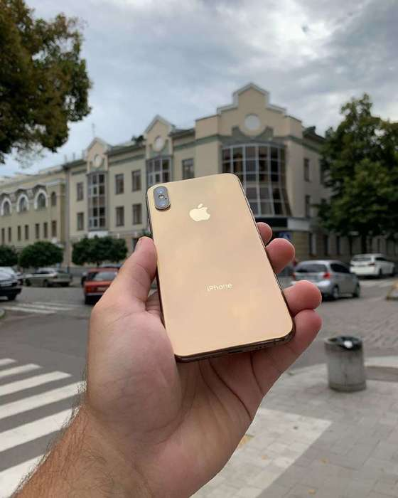 iPhone Xs 64GB Gold БУ iPoster.ua