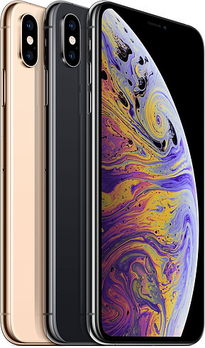 iPhone Xs Max 256 GB Gold iPoster.ua