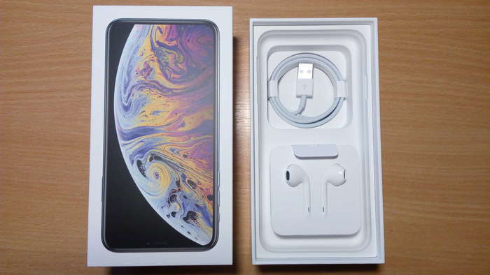 iPhone Xs Max 256GB Silver БУ iPoster.ua