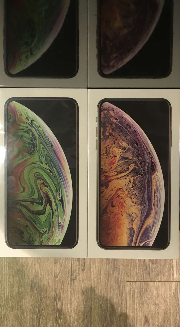iPhone Xs Max 512 GB Gold iPoster.ua