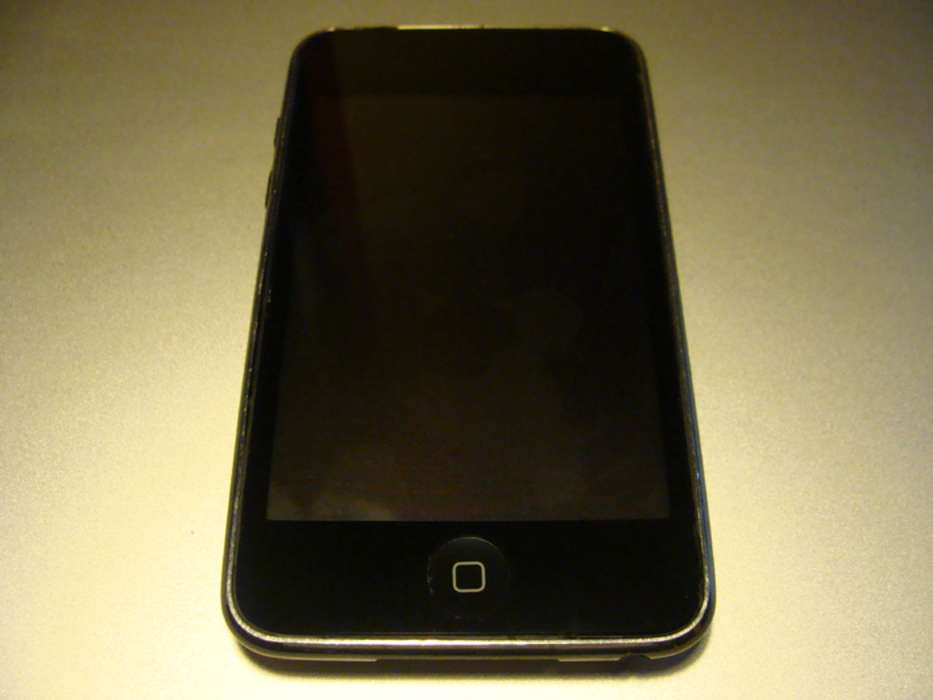 iPod Touch 2 8GB Black БУ iPoster.ua