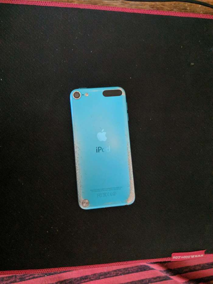 iPod Touch 5 32 GB Blue БУ iPoster.ua
