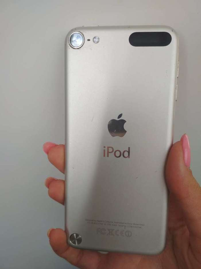 iPod Touch 5 32 GB Silver БУ iPoster.ua