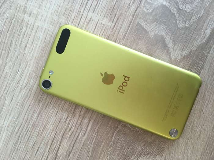 iPod Touch 5 32 GB Yellow БУ iPoster.ua