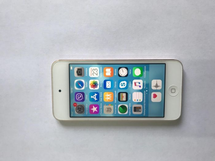 iPod Touch 6 16 GB Gold БУ iPoster.ua