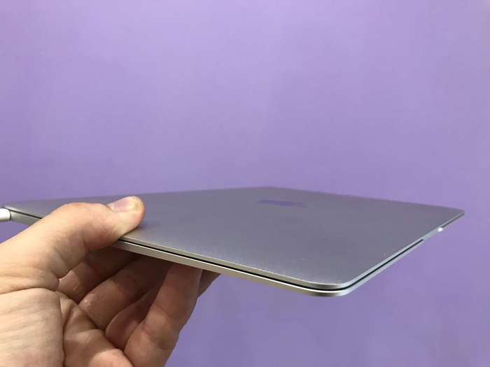 "MacBook 12"" Silver 2017 БУ iPoster.ua"