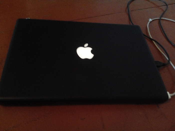 "MacBook 13"" Black 2007 БУ iPoster.ua"