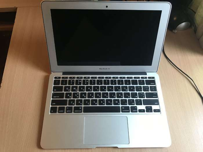 "MacBook Air 11"" 2012 БУ iPoster.ua"