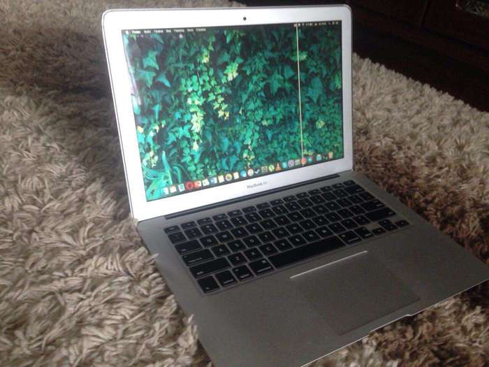 "MacBook Air 13"" 2013 БУ iPoster.ua"
