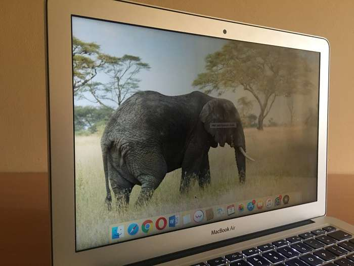 "MacBook Air 13"" 2015 БУ iPoster.ua"