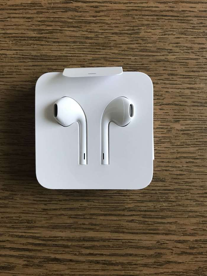 Наушники EarPods Lightening ORIGINAL iPoster.ua